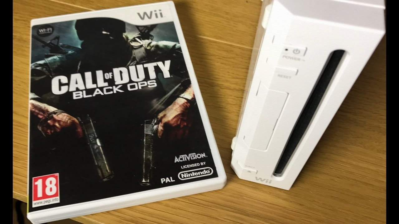 call of duty black ops wii iso pal