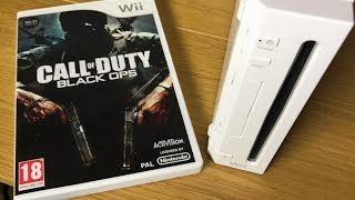 KINO DER TOTEN ON WII... Call of Duty Black Ops Zombies Gameplay