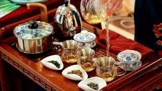 Секреты Чайного Мастера | Как правильно заваривать и пить зеленый чай [ТД ДРУЖБА на Новослободской]