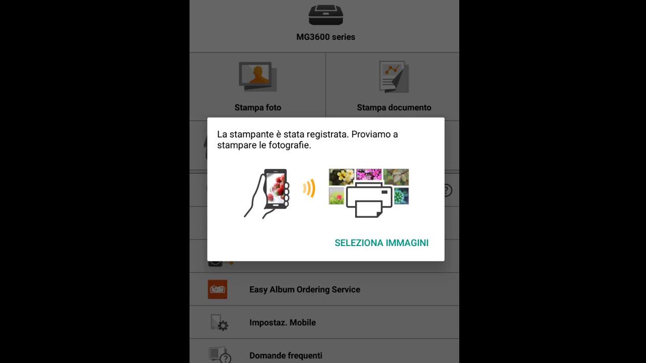 Collegare mobile al