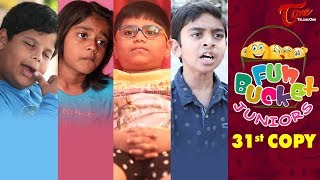 Fun Bucket JUNIORS | Episode 31 | Kids Funny Videos | Comedy Web Series
