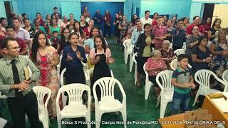 Campo Novo de Rondônia/RO - Mensagem Revelada - Vídeo 409 - Deus seja louvado
