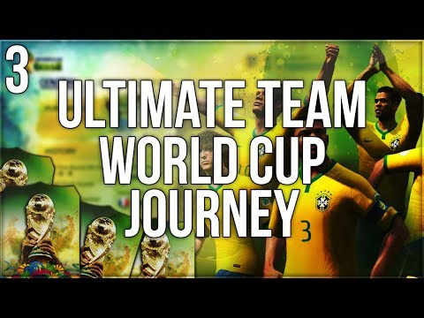 """FIFA 14 Ultimate Team World Cup Journey 