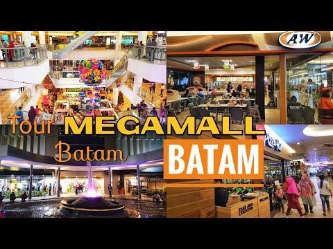 MEGA MALL Batam - Mega Mall Tour - Keliling Mall Batam