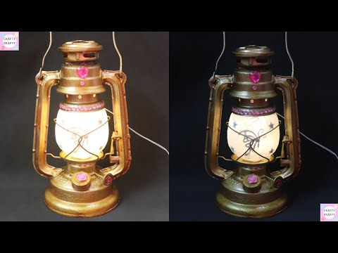 Fairy Lantern Tutorial/DIY: Fairy Glow Jars / DIY Ramadan Lamp