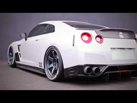 Jp Performance Nissan Gt R R35 Carprn Youtube