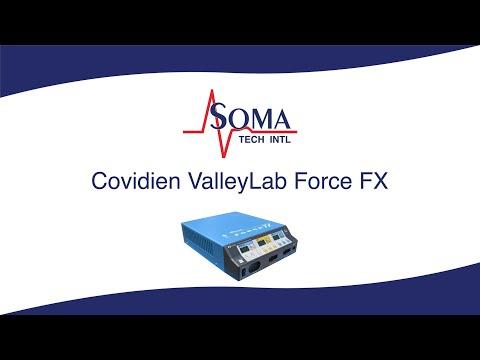 Medtronic Covidien ValleyLab Force FX - Soma Technology, Inc.