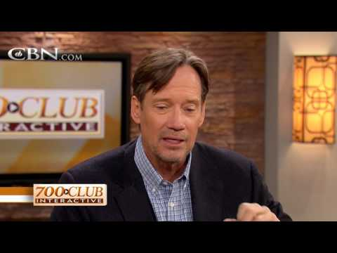 Actor Kevin Sorbo Becomes the Voice of God