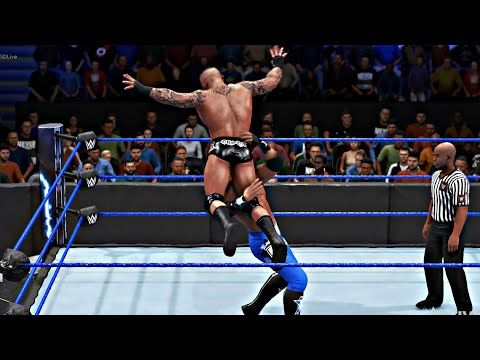 WWE2K20 - Randy Orton vs Edge.