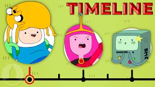 Download The Complete Adventure Time Timeline | Channel Frederator Mp3 and Videos