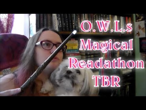 O.W.L.s Readathon update from YouTube · Duration:  9 minutes 42 seconds
