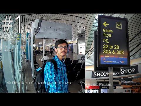 INDIGO 6E 261 - Hyderabad to Bengaluru Travel Report   Part 1