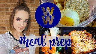 WW Meal Prep | Chili Bubble Up, Breakfast Bowls