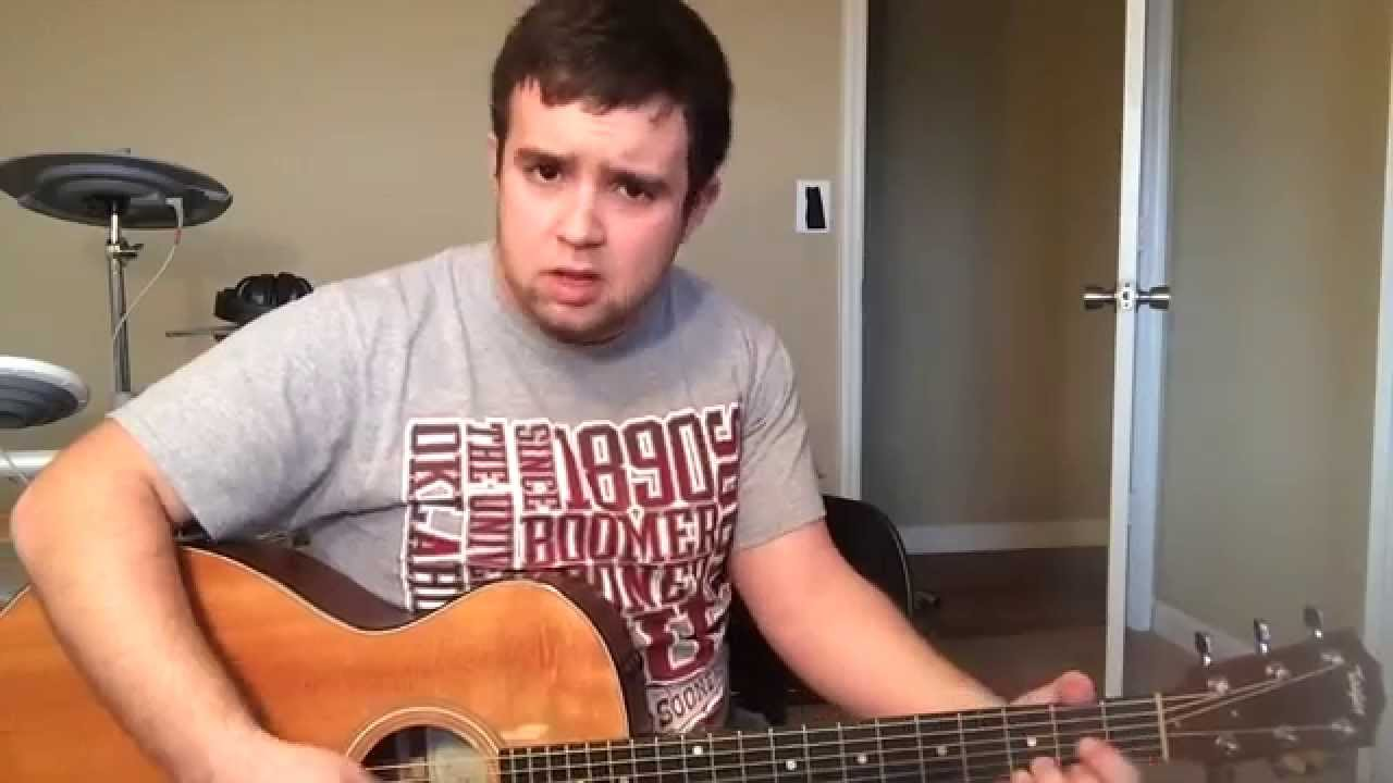 She Don T Love You Eric Paslay Acoustic Cover By Tyler King