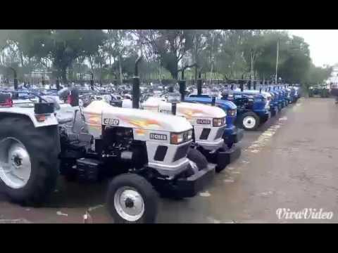 Eicher Tractor Mandideep
