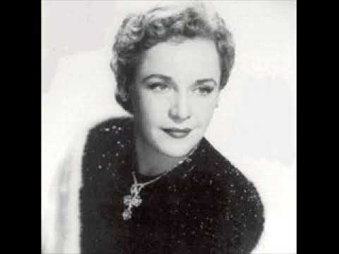 ELEANOR STEBER SINGS  - VIENNA IN THE SPRINGTIME 1947
