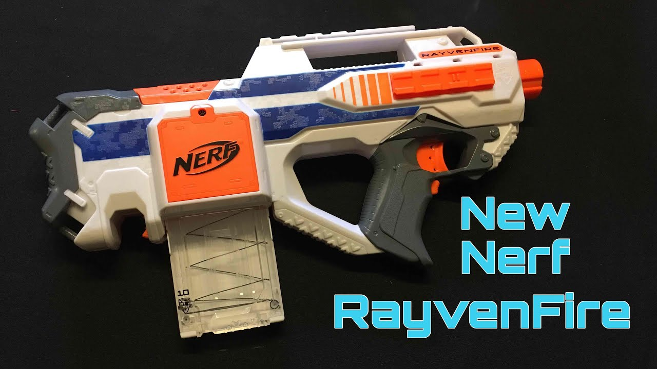 honest review nerf rayvenfire the ideal bullpup reborn youtube