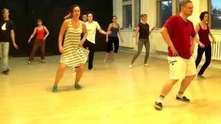 Соло джаз: шоу-группа: видео с урока 25 августа