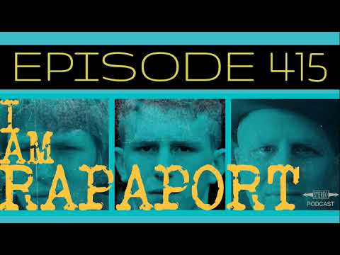 I Am Rapaport Stereo Podcast Episode 415 - Kevin Corrigan