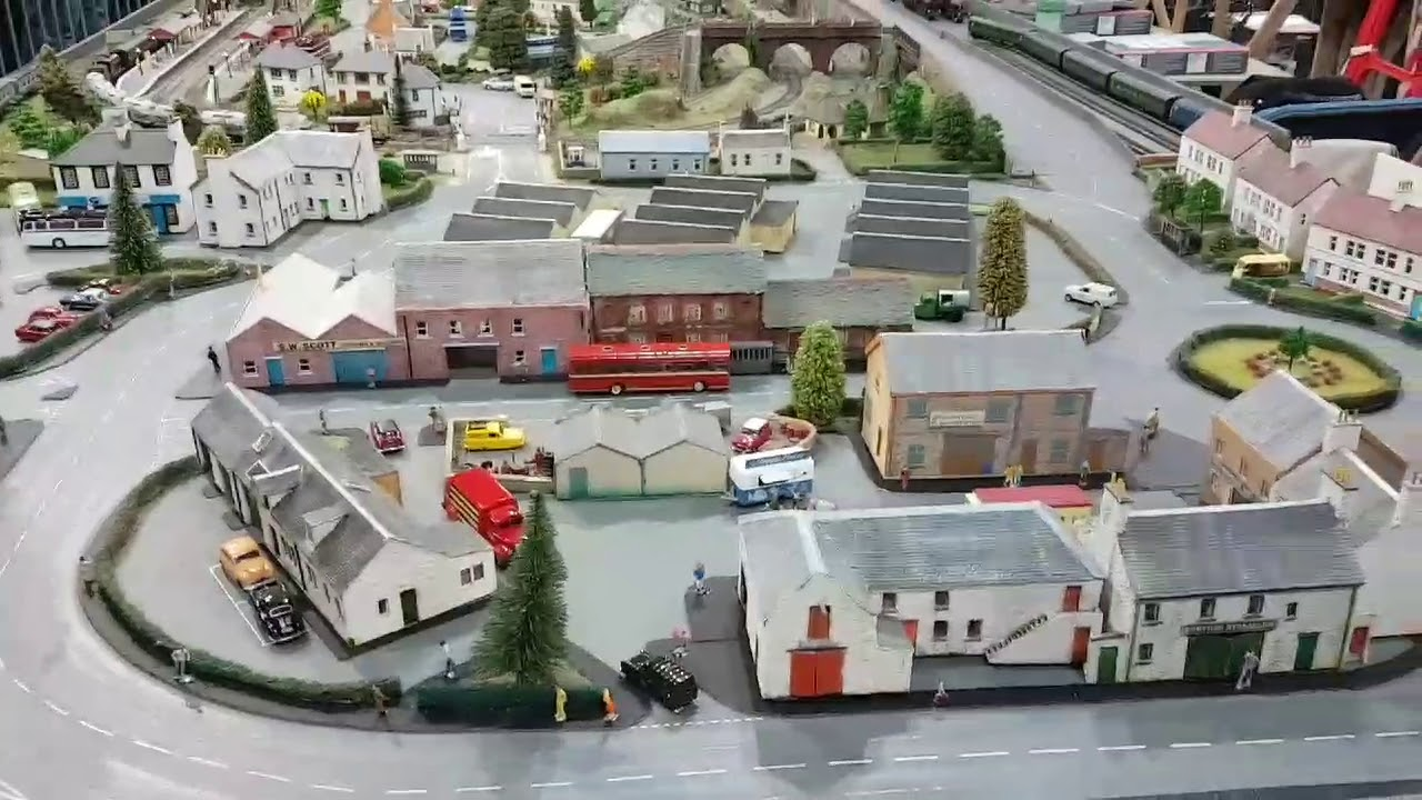 VLOG: Model Rail Show 2019 at SECC in Glasgow