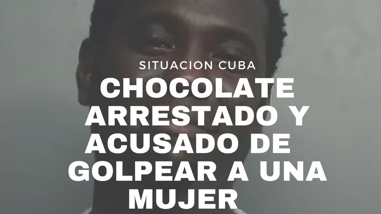 CHOCOLATE, LLAMADO EL REY DEL REPARTO, DE NUEVO EN PROBLEMAS CON LA LEY Y ARRESTADO POR AGRESIÓN