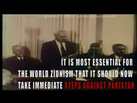 YouTube administration dont delete this video . Israeli PM  Ben Gurion about Pakistan
