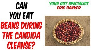 Can You Eat Beans On Candida Cleanse?