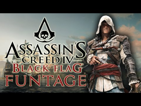 """Assassin's Creed 4: Funtage! - """"The Lemon Crew!"""" - (AC4 Black Flag Funny Moments)"""