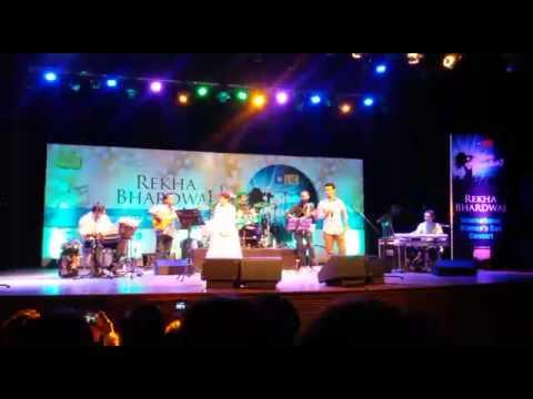 Ghagra Sourabh Joshi & Rekha Bhardwaj Live Concert