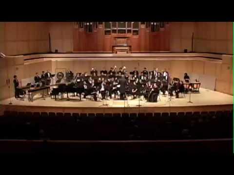 University of Utah Wind Ensemble - Resplendent Glory