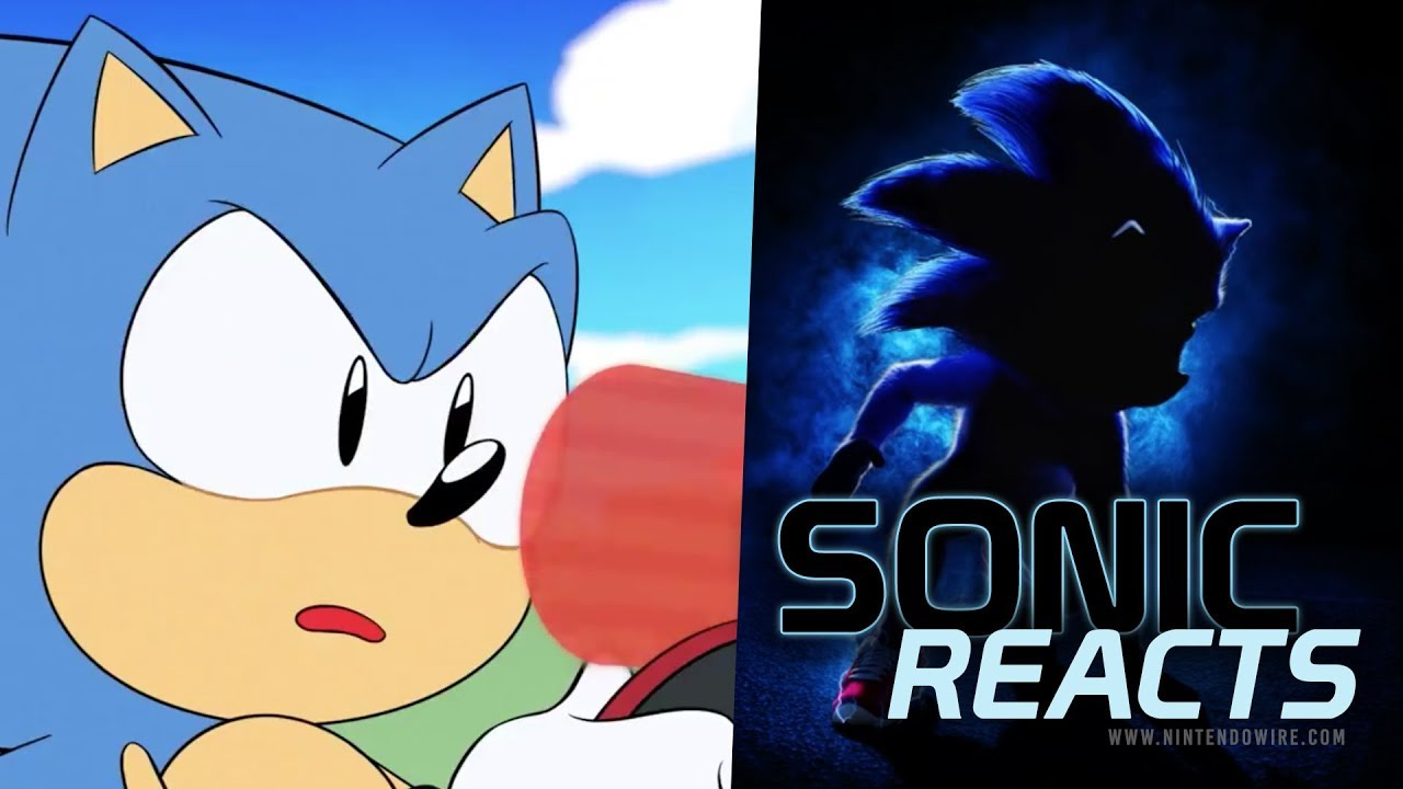 The Internet Reacts To Sonic The Hedgehogs Lickable