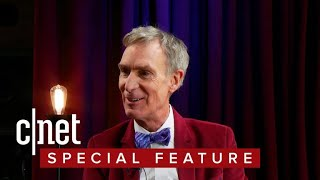 Bill Nye talks about buying weed