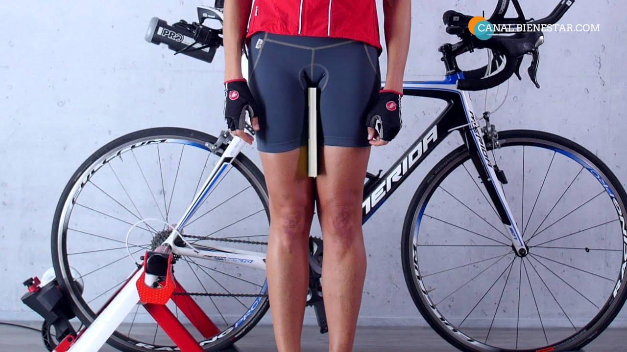 image Telecamara en el sillin de la bici