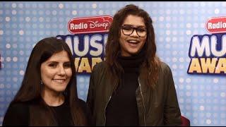 Zendaya Tongue Twisters - 2015 RDMA | Radio Disney Music Awards | Radio Disney