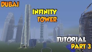 Minecraft Infinity/Cayan Tower Tutorial Part 3 - XBOX/PS3/PC