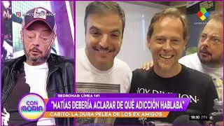 Cabito contó por qué se fue de Basta de Todo y quién lo traicionó: ¿Matías Martin o Diego Ripoll?