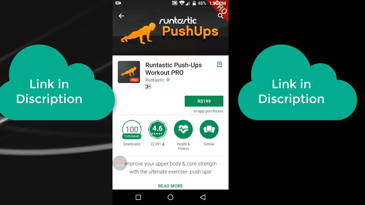 runtastic results mod apk download