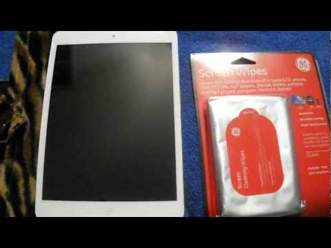 How To Clean Your Ipad, Ipad Mini, or Tablet Screen For Less Than $7, SPOTLESS, Cleaning Your Ipad