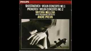 Shostakovich Violin Concerto No. 1 in A minor op. 99