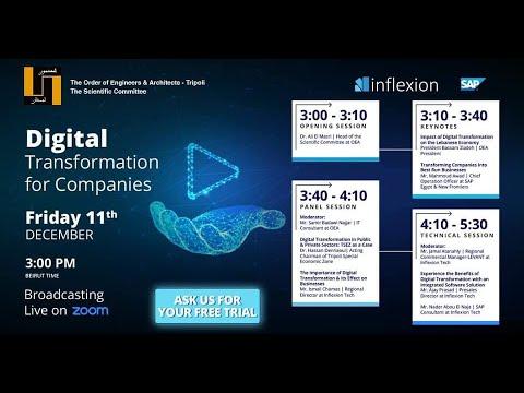 Digital Transformation for Companies
