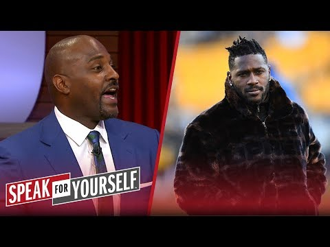 Marcellus Wiley Doesn't Think Legal Issues Impact Antonio Brown's Value | NFL | SPEAK FOR YOURSELF