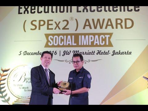 NET. jadi The Best in TV Broadcasting Industry di Indonesia