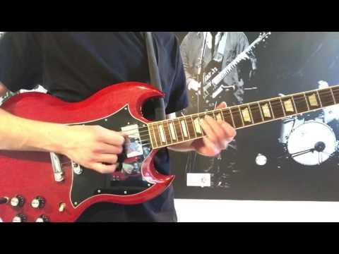 Mr. Big - Temperamental Guitar Cover