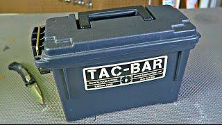 TAC BAR Taste Test