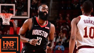 Houston Rockets vs Cleveland Cavaliers Full Game Highlights | 01/11/2019 NBA Season