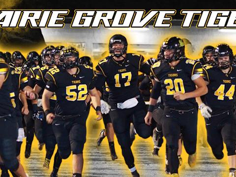 2017-2018 Prairie Grove High School Graduation