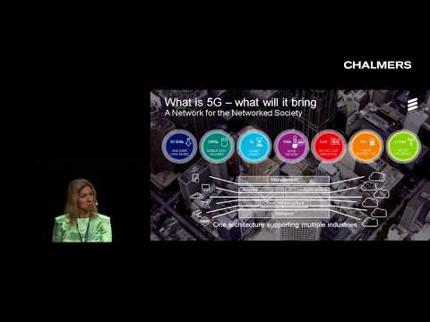 Elena Fersman: Machine intelligence for Telecom and Beyond