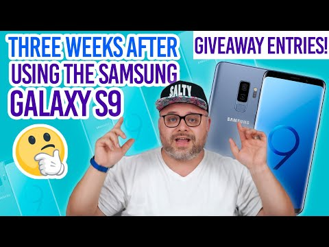 Reaction to the Samsung Galaxy S9+ after leaving my Google Pixel 2 XL