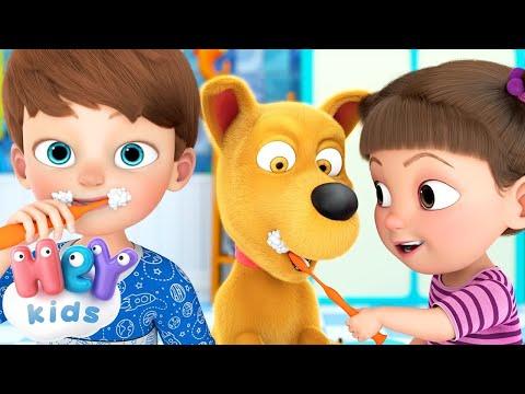 HeyKids – Pronto en la maana  Canciones infantiles educativas   HeyKids Espaol – Cantece pentru copii in limba spaniola