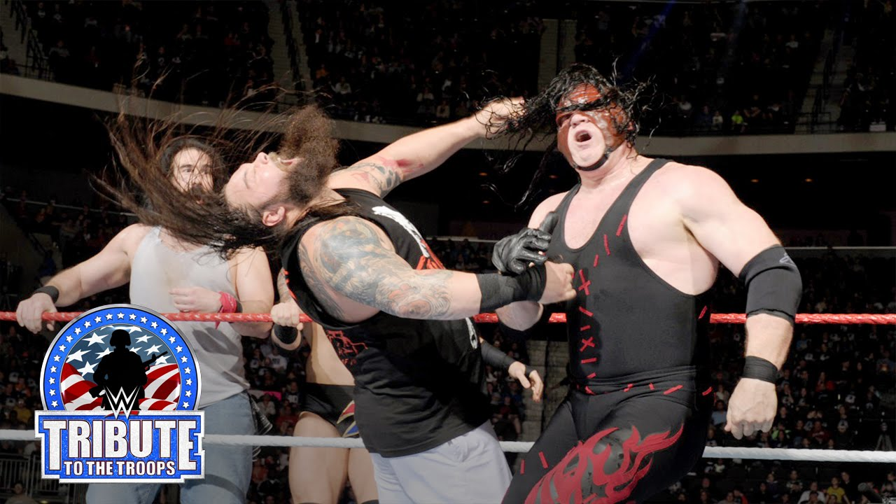 Download 16-Man Tag Team Match: WWE Tribute to the Troops 2015